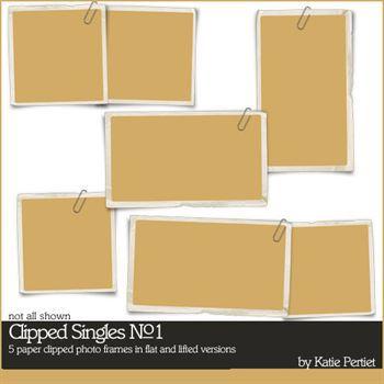 Clipped Singles No. 01