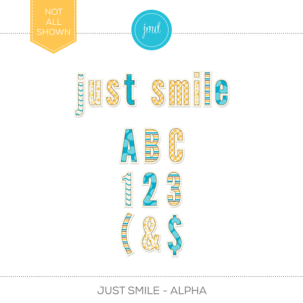 Just Smile - Alpha