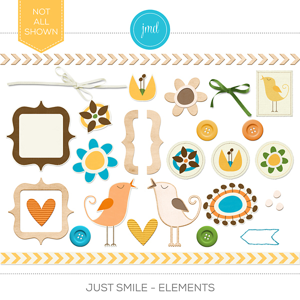 Just Smile - Elements
