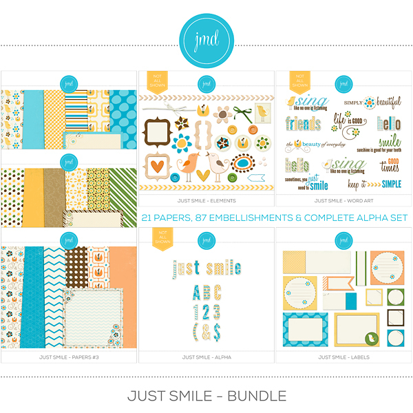 Just Smile Bundle