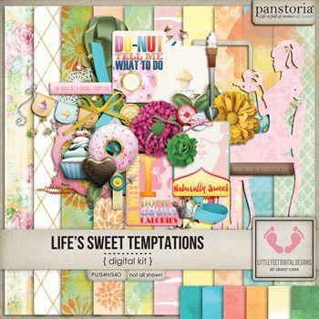Life's Sweet Temptations
