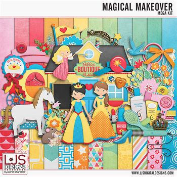 Magical Makeover Mega Kit