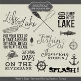 Water's Edge Stamps