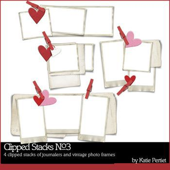 Clipped Stacks No. 03