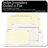 Index Journalers Curled And Flat