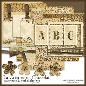 La Cremerie Chocolat Kit