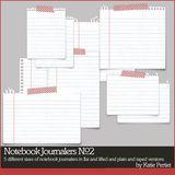 Notebook Journalers No. 02