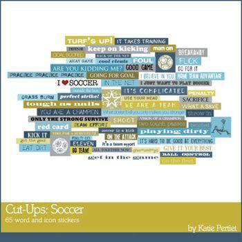 Cut Ups Soccer