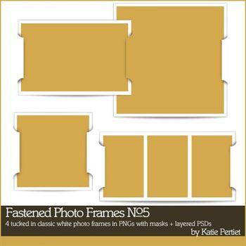 Fastened Frames No. 05