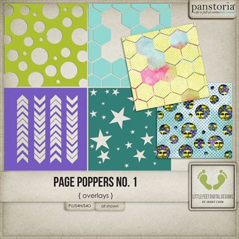 Page Poppers No.1
