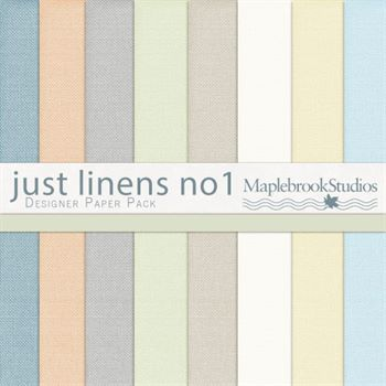 Just Linens Paper Pack No. 01