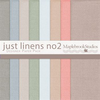 Just Linens Paper Pack No. 02