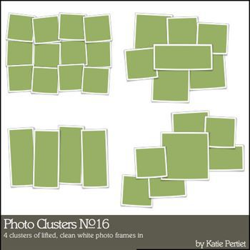 Photo Clusters No. 16