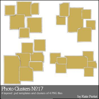 Photo Clusters No. 17