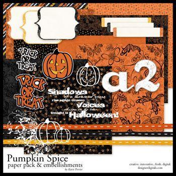 Pumpkin Spice Kit