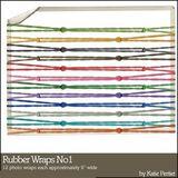 Rubber Wraps No. 01