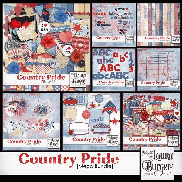 Country Pride Mega Bundle