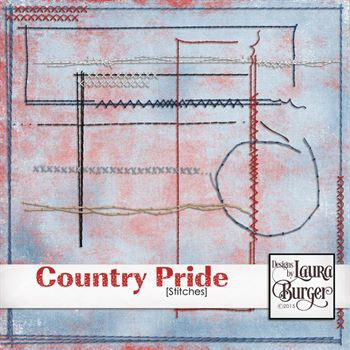 Country Pride Stitches