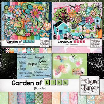 Garden Of Life Bundle