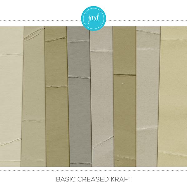 Basic Creased Kraft