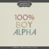 100% Boy Alpha