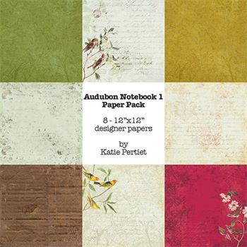 Audubon Notebook Paper Pack No. 01