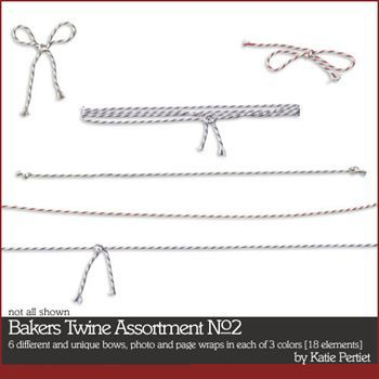 Bakers Twine Assortment No. 02
