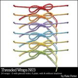 Threaded Wraps No. 03