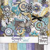 Gyspy Soul Scrap Kit