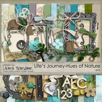 Life's Journey- Hues Of Nature