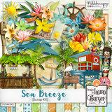 Sea Breeze Scrap Kit