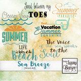 Sea Breeze Word Arts
