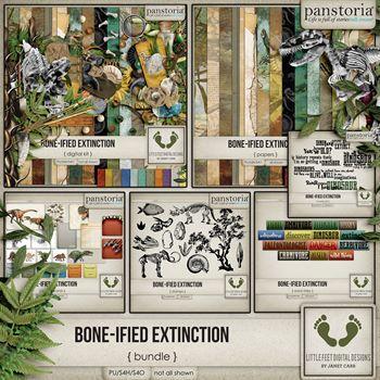 Bone-ified Extinction Bundle