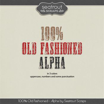 100% Old Fashioned Alpha