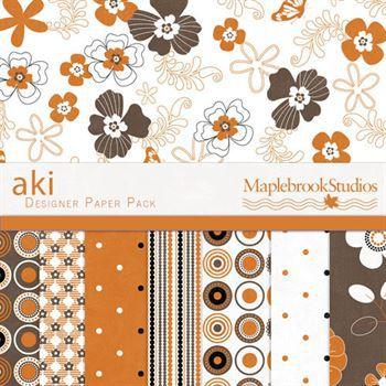 Aki Paper Pack