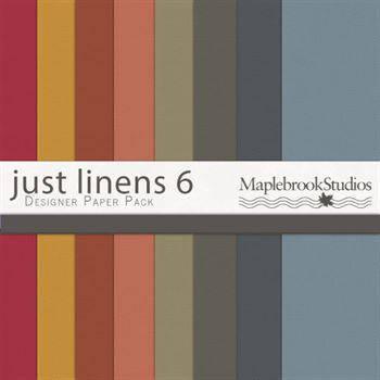 Just Linens Paper Pack No. 06