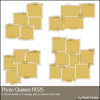 Photo Clusters No. 25