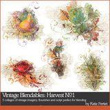 Vintage Blendables Harvest No. 01