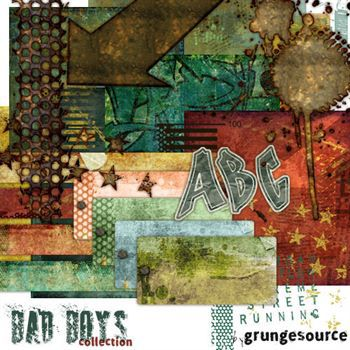 Bad Boys Kit
