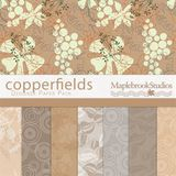 Copperfields Paper Pack