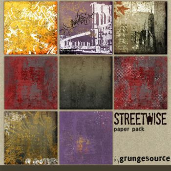Streetwise Paper Pack