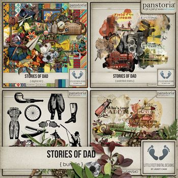 Stories Of Dad Bundle