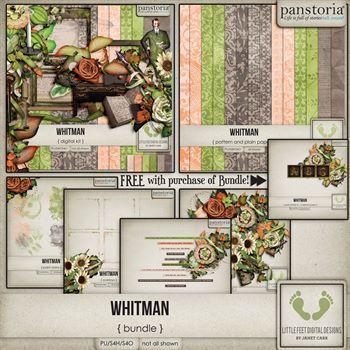 Whitman Bundle