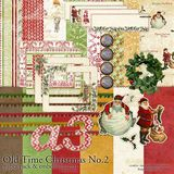 Old Time Christmas No. 02 Kit