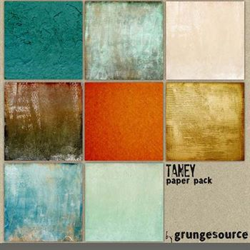 Taney Paper Pack