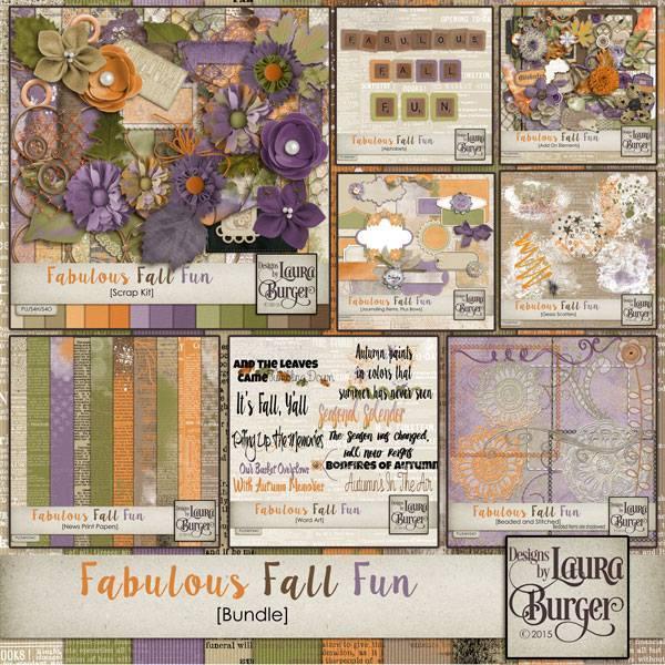 Fabulous Fall Fun Bundle