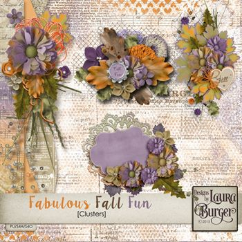 Fabulous Fall Fun Clusters