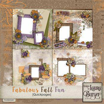 Fabulous Fall Fun Quickpages