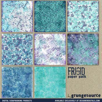 Frigid Paper Pack
