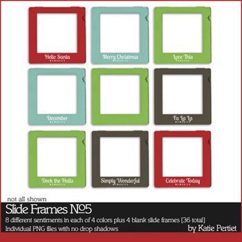 Slide Frames No 05 Digital Art